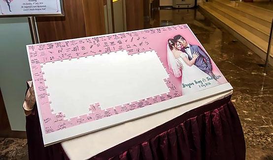 wedding - Customized Puzzle